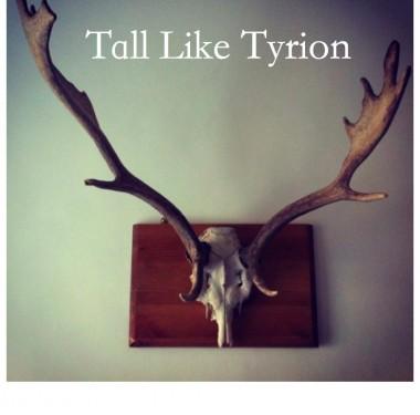 Tall like Tyrion